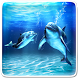 Sea Dolphin Live Wallpaper by Art LWP