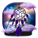 Purple Dream Catcher Theme by Classic Android Themes