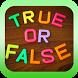 genius quiz true or false by Mounir