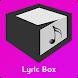 Malayalam Lyric Box by Vibes