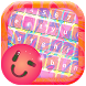 Cute Emoji Keyboard for Girls by Top Girl Apps and Games