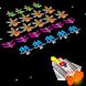 Alien Swarm 3D Pro by galaticdroids