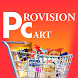 Provision Cart - Grocery by Impressol e-Services LLP