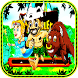 Jungle Adventure monster by Jungle adventure