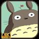Totoro art wallpaper HD by 4k wallpapers