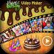 Kids Birthday Video Maker - Music Slideshow Maker by Times World Studio