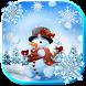 Snowman Winter 2017 by Live Wallpaper Exellent
