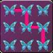 Butterfly Pattern Screen Lock by Appsdebugger