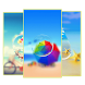 Beach Picture LWP by Live Wallpapers Studio Theme