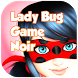 Ladybug Adventure Noir by Set Nagaman