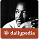 Martin Luther King Jr. Daily by Dailypedia Bliss