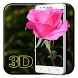 3D Rose Live Wallpaper by Keyboard and HD Live Wallpapers