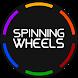 Spinning Wheels by SlaterGameStudio