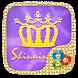 Shining Diamond GO Theme by Freedom Design