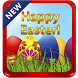 Happy Easter Keyboard by SuperColor Themes