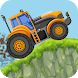 Farm Tractor Hill Driver by GamesValley