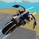 Flying Police Motorcycle Rider by GT Race Games