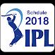 IPL 2018 Schedule/Matches/Score Updates