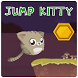 Jump Kitty by DIMENSITEKNO