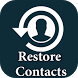 Restore Deleted Contacts by Gounidev
