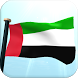 UAE Flag 3D Live Wallpaper by I Like My Country - Flag