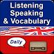 English Listening & Speaking by ESL Apps