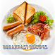 Breakfast Recipes : Simple, quick and easy recipes by Tunny Apps