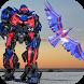 Police Robot Eagle Transform: Battle Revolution by Modern Warfare Studio