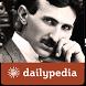 Nikola Tesla Daily by Dailypedia Bliss