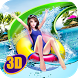 Uphill Water Park Slide Rush by Super Sport Team