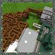 Darkest halls 2. Map Minecraft by marter