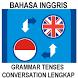 Belajar Bahasa Inggris Grammar Tenses Conversation by AVFDC Studio