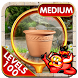 Challenge #71 Backyard New Free Hidden Object Game by PlayHOG