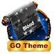 Blood SMS Layout by Fairy tale themes