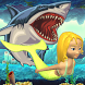 Shark Attack Mermaid by Mermaid Games
