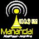 Manancial Argentina 100.5 FM by Taaqui Desenvolvimento