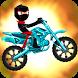 Randy Drive A Ninja MotoBike cunningham by App Dev Prod