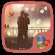 Sweet love GO Launcher Theme by ZT.art