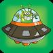Missile Defense: UFO Attack by Bohemio Arts