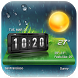 genaue wetter app wetterwarnung für morgen by Weather Widget Theme Dev Team
