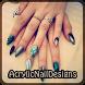 Acrylic Nail Designs by Ellen Mileham