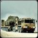 Desert Army Cargo Supply Truck by Games Soft Studio