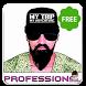 Mustache Beard Face - Edt 2017 by capmeed