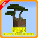 Planet Earth Survival MCPE map by Contagne