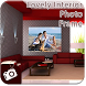 Interior Photo Frames by 3D Cube Livewallpaper