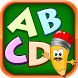 Learn By Fun ABCD by Digeebird