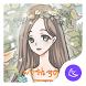 Cute Girl Kawaii Deer Theme by CoolAppPub