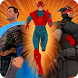 Justice Team: War Superhero by Blizbard