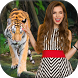 Wild Animal Photo Frames - Cut & Paste Editor 2018 by Selfie Expert - Photo Video Editor & Collage Maker