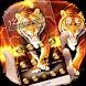 King Tiger Theme Wallpaper by Theme Dreamer